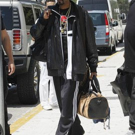 Snoop Lion - Socks-with-Sandals combo