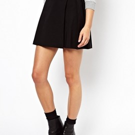 asos - Mini Skirt with Pleats