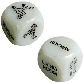 Karma Sutra Adult Sex Dice Game