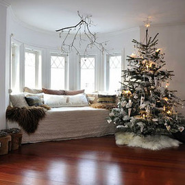 interior - Christmas bedroom