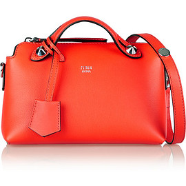 FENDI - By The Way mini leather shoulder bag