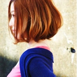 hairstyle/nice color