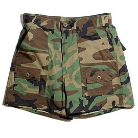 GUNG HO - 6PKT EXPEDITION SHORTS