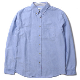 Reigning Champ - Oxford Set In BD Shirt Lt. Blue