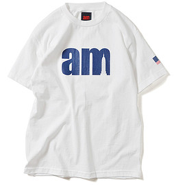 am - 4th of July Exclusive AM LOGO TEE