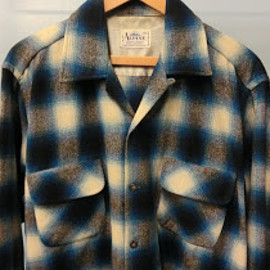 used - wool shirt