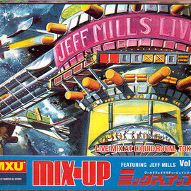 Jeff Mills - Mix Up vol.2