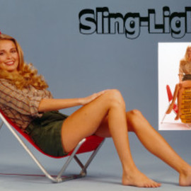 SLING-LIGHT - SLING LIGHT® BackPacking Camp Chair