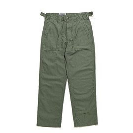 WORKADAY - Fatigue Pant-Reversed Sateen-Olive
