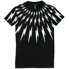 Neil Barrett - Lightning Bolt T-shirt