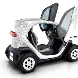 Renault - Twizy, Electric Car