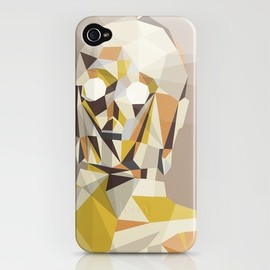 Liam Brazier - Golden one - iPhone Case