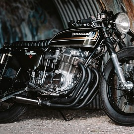 HONDA - CB750 Four by Adrian