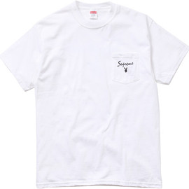 Playboy/Supreme - Pocket T-shirt