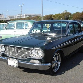 Toyota - Toyopet Crown RS40 1962