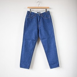 WESTOVERALLS - 806T DENIM TAPERED #one wash
