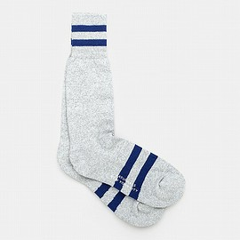 SATURDAYS SURF NYC - MARLED ENGINEERED STRIPE SOCK