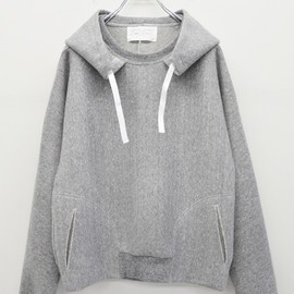 Designe Complicity - BONDING SWEAT PARKA
