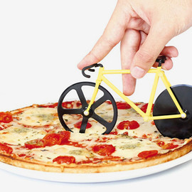 DOIY - Fixie Bicycle Pizza Cutter