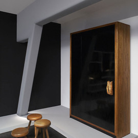 Charlotte Perriand - Unique Piece, Cupboard, ca 1959 (Jean & Huguette Borot's House)