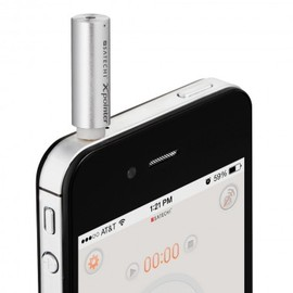 Satechi - X-Presenter Smart with Laser Pointer and Bluetooth 4.0 for iPhone 4S/5/5C/5S, iPad3/Mini, Samsung
