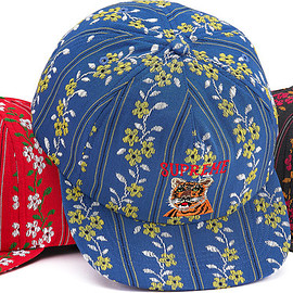 Supreme - Flower Jacquard 5-Panel