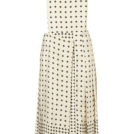 TOPSHOP - Cross Print Pinafore by Unique