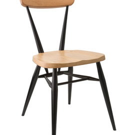 ERCOL - Stacking Chair MHL. Special Edition