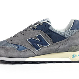 "new balance - M577 ""577 25th ANNIVERSARY"" ""made in ENGLAND"""