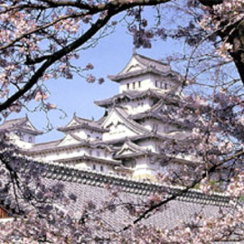 "Himeji Castle - Hyogo, Japan (Shot in James Bond's ""You Only Live Twice"")"