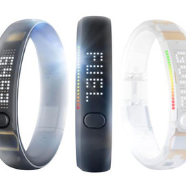 Nike - The Nike+ FuelBand White Ice and Black Ice
