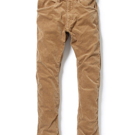 nonnative - DWELLER 5P JEANS TIGHT FIT - C/P CORD STRETCH