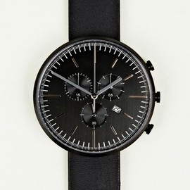 Uniform Wares - 300 Series 302/RG-01 Chronograph Wristwatch