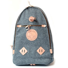 YUKETEN -  YUKETEN WOOL BACKPACK | COGGLES 20% VOUCHER CODE