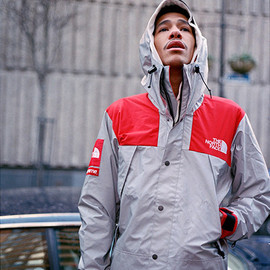 Supreme, THE NORTH FACE - Supreme x The North Face 2013 Spring/Summer 3M PACK