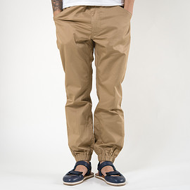 SON OF THE CHEESE - EZ PANTS ST(BEIGE)