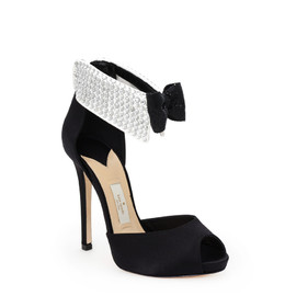 kate spade NEW YORK - shoes august black tie