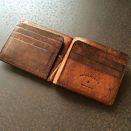 ARTS&SCIENCE - Money clip wallet