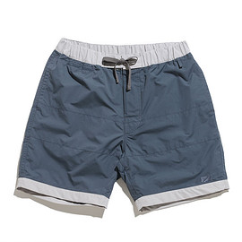 Short pants every day - 3 Line-Charcoal Gray