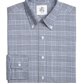 BLACK FLEECE BY Brooks Brothers - Plaid Oxford Button-Down Shirt
