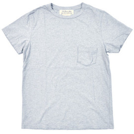 REMI RELIEF - POCKET T-SHIRTS GRAY