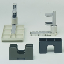 Ettore Sottsass Jr., Olivetti Synthesis - Synthesis 45 Desk Accessories