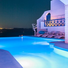 Astarte Suites Hotel, Santorini, Greece - Astarte Suites swimming pool Greece