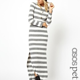 ASOS - ASOS PETITE Exclusive Stripe Maxi Dress