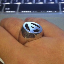 Original - Anarchy Ring