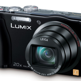 Panasonic - LUMIX DMC-TZ30-K