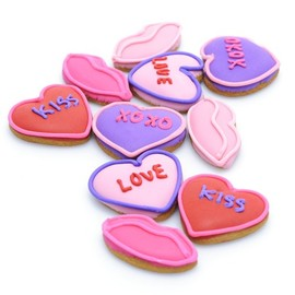 Dylan's Candy Bar - Valentine's Day Petite Cookies