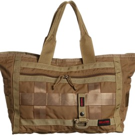 BRIEFING - FLIGHT LIGHT ARMOR TOTE (COYOTE)