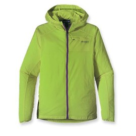 Patagonia - Men's Houdini Jacket Lotus Green