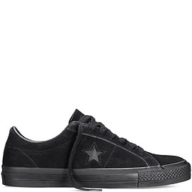 Converse CONS - One Star Pro Black Black